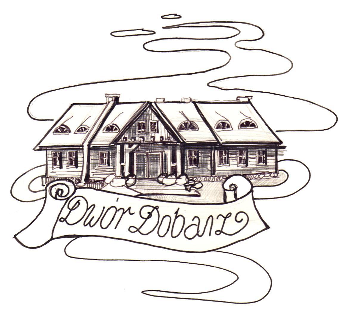 """Restauracja i pensjonat """"Dwór Dobarz"""""""